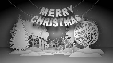 Merry Christmas And Happy New Year After Effects Project