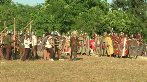 celt roman fight 26 Footage