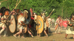 celt roman fight 53 Footage