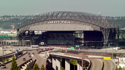 Safeco Field Stock Video Footage
