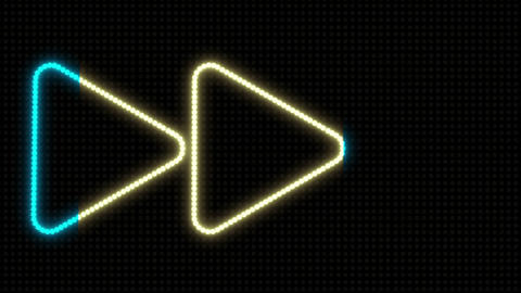 Arrows LEDS 02 Animation