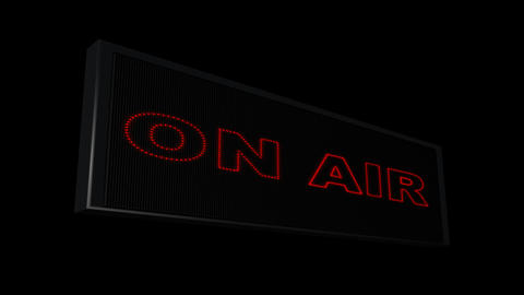 On Air LEDS 04 Animation
