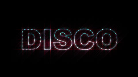 Disco LEDS 01 Stock Video Footage