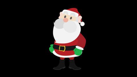 Santa Claus Stock Video Footage