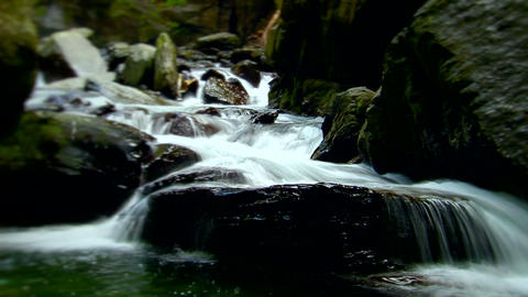 River 001 stock footage