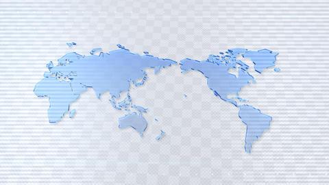 World f HD Stock Video Footage