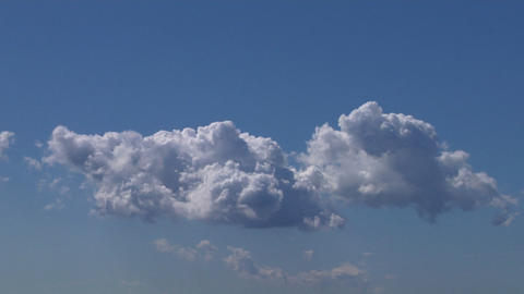Clouds 304 Stock Video Footage