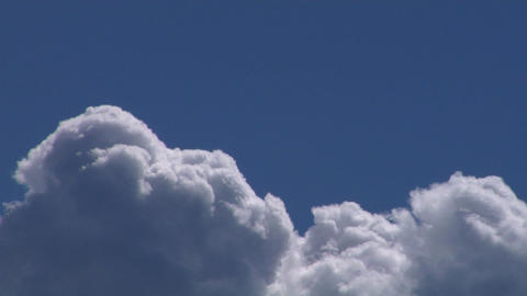 Clouds 306 Stock Video Footage