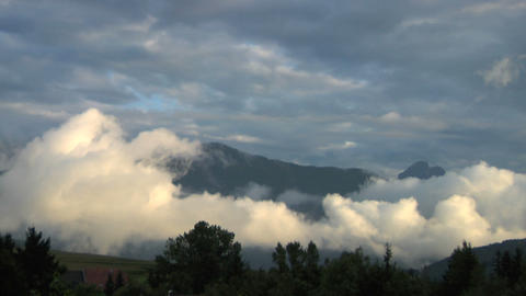 Clouds 310 Stock Video Footage
