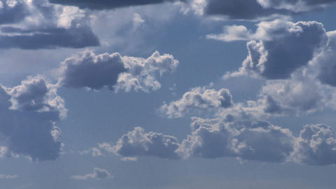 Clouds 410 Stock Video Footage