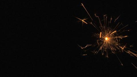 Sparkles 105 Stock Video Footage