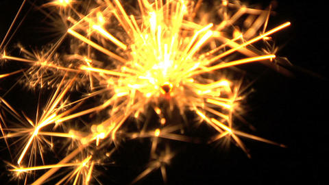 Sparkles 124 Stock Video Footage