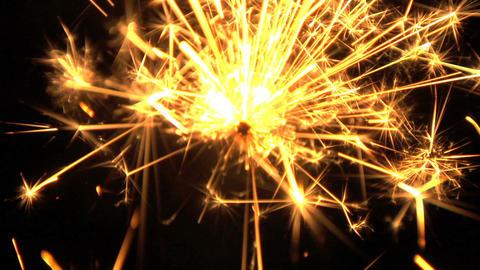 Sparkles 124 Footage