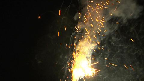 Sparkles 128 Stock Video Footage