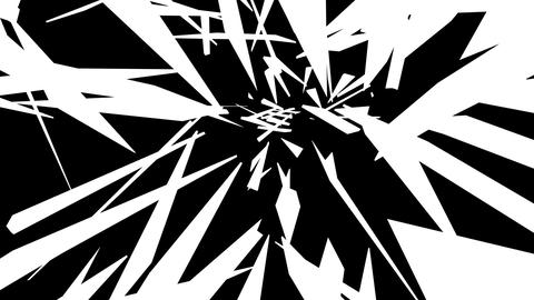 Glass Broken Aa Stock Video Footage