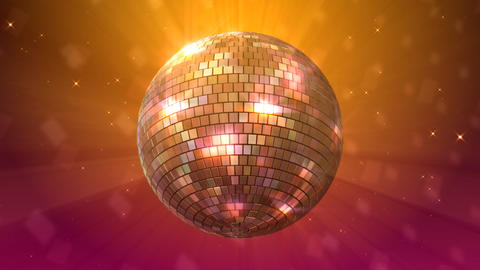 Mirror Ball Ba Stock Video Footage