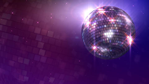 Mirror Ball Nb Stock Video Footage