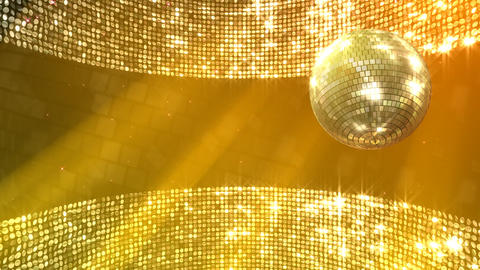 Mirror Ball Sa Animation