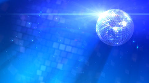 Mirror Ball Sc Stock Video Footage