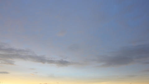 Cloud B 03 HD Stock Video Footage