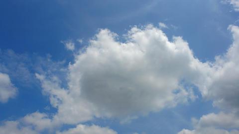Cloud B 07A HD Stock Video Footage