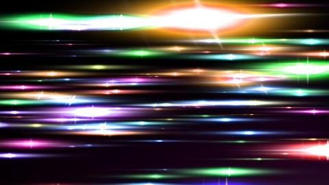 KiraKira HD 02 mov (Starlike Light) Stock Video Footage