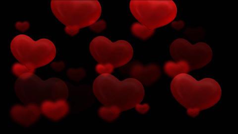 hearts HD Animation