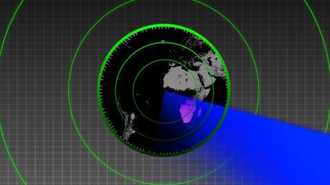 radar HD Stock Video Footage