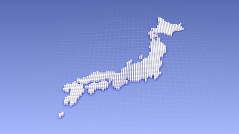 Map BlockGI J1 B Stock Video Footage