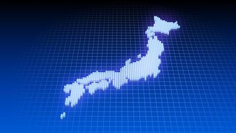 Map BlockGI J1 D Stock Video Footage