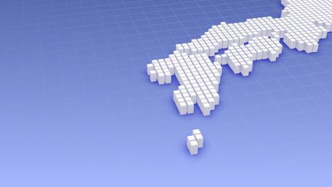 Map BlockGI J2 B Stock Video Footage