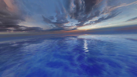 Sea I HD Stock Video Footage