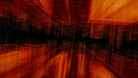 Digital Space A020 B Animation