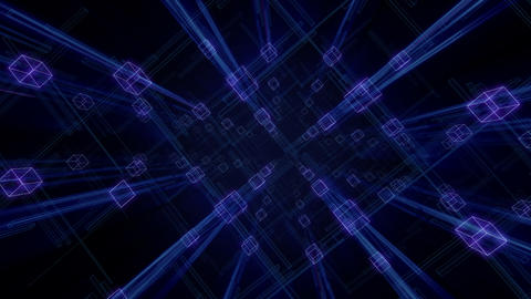 Digital Space A019 A Animation