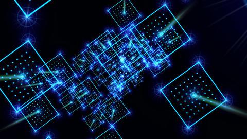 LightSpace01HD Stock Video Footage