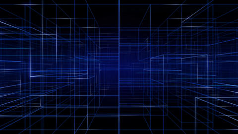 Digital Space A021 A Stock Video Footage