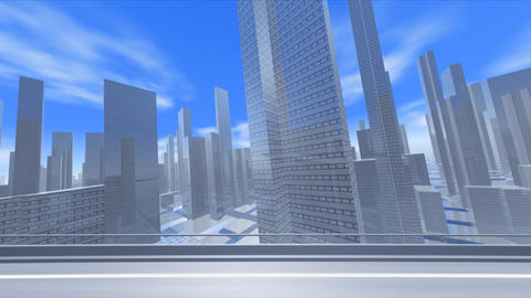 City Highway as Stock Video Footage