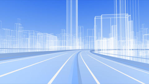 City Highway bb Animation