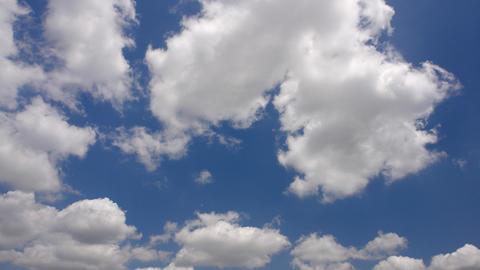 Cloud F 23B HD Stock Video Footage