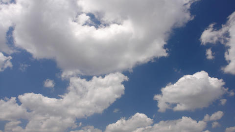 Cloud F 24A HD Stock Video Footage