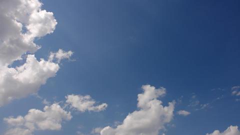 Cloud F 27 HD Stock Video Footage