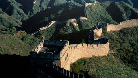 the Great Wall Footage