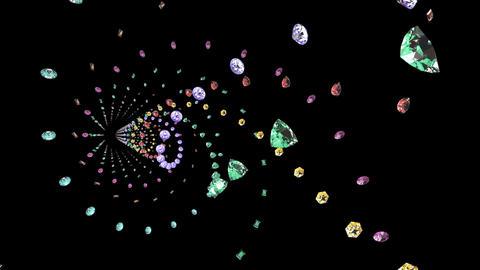 Gem SpiralBNs Animation