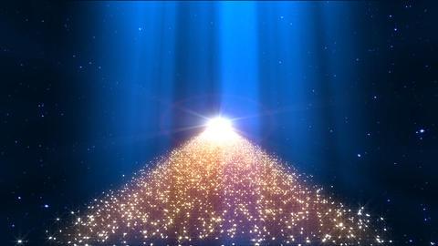 Shining Stars MWay B2 HD Stock Video Footage