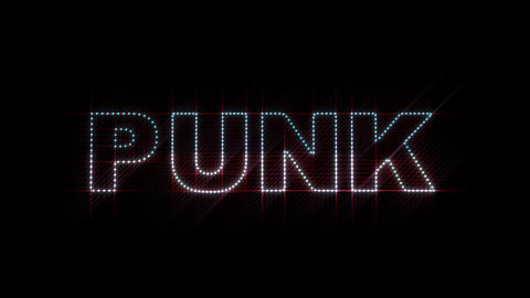 Punk LEDS 01 Animation