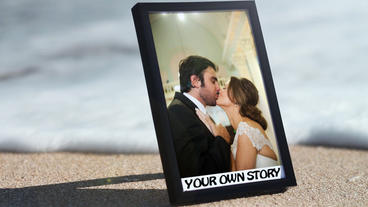 Wedding At The Beach After Effects Template