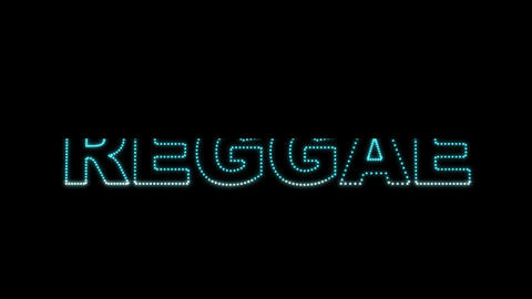 Reggae LEDS 02 Animation