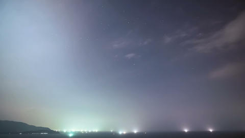 Stars_Cloud_Timelapse 영상물