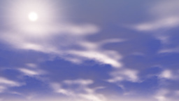 Moving Clouds Stock Video Footage