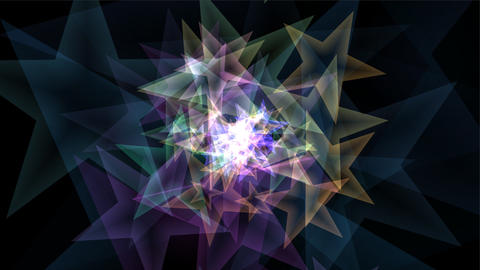 Star Particles Stock Video Footage
